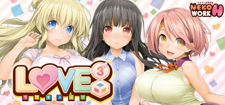 LOVE³ Love Cube Download Free PC Game