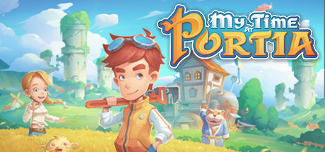 My Time At Portia Download Free PC Game