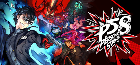 Persona 5 Strikers Download Free PC Game