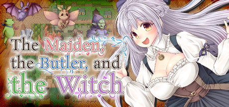 The Maiden the Butler and the Witch Download Free PC Game