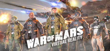 War of the Mars Download Free PC Game