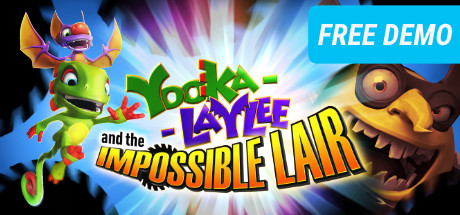 Yooka Laylee and the Impossible Lair Download Free PC Game